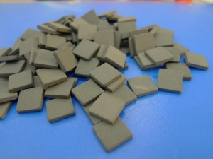 Ceramic Heat Sink 10x10x2mm